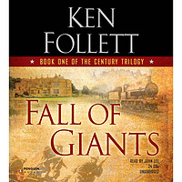 《Fall of Giants》[36张CD] 有声书