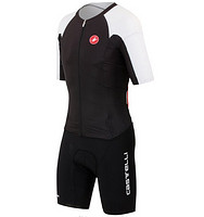 castelli Body Paint SR Tri Suit 半袖男士骑行服套装