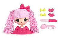Lalaloopsy Girls 乐乐天使 532446 Styling Head Jewel Sparkles 造型娃娃