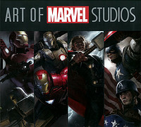 《Art of Marvel Studio》