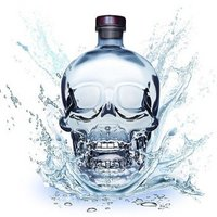 Crystal head VODKA 水晶头骨 伏特加 40° 750ml