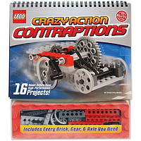 Lego Crazy Action Contraptions 乐高科技砖书