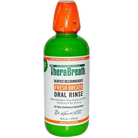 TheraBreath Dentist Recommended 除口臭漱口水 473ml