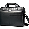 Samsonite 新秀麗 Leather Slim Brief 真皮男士公文包