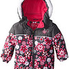 Rugged Bear Baby Girls' Floral Printed 棉服