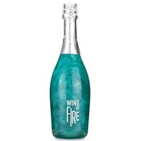 新低价:WINE OF FIRE 火焰酒 西班牙起泡酒(5口味可选) 750ml*4瓶+乐天烧酒