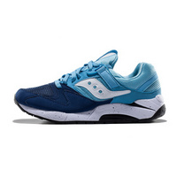 微信端:saucony ORIGINALS GRID 9000 男款复古跑鞋