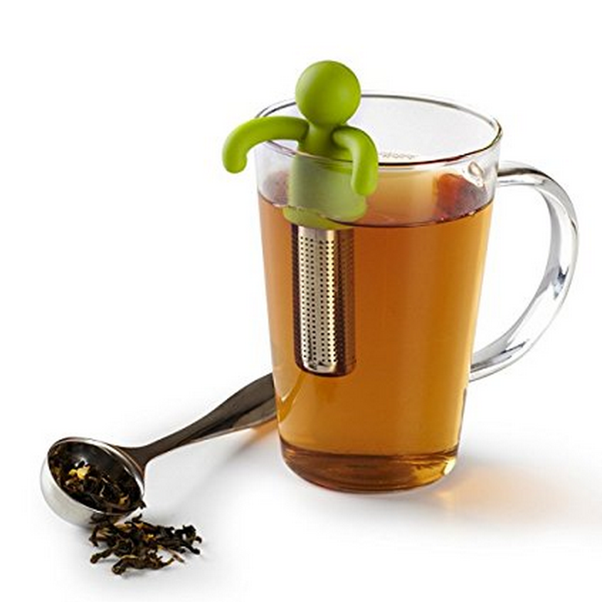umbra BUDDY TEA infuser 伙计泡茶套装