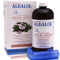 ALKALOL A Natural Soothing Nasal Wash 洗鼻器