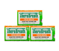 TheraBreath Fresh Breath 口香糖
