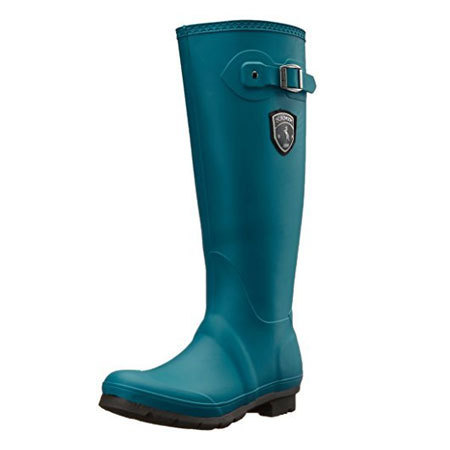 kamik Women's Jennifer Rain Boot 女士珍妮花雨靴