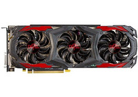 DATALAND 迪兰 Red Devil RX 480 非公版显卡