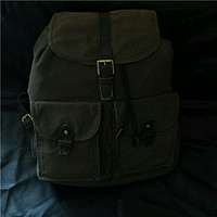 Fossil Estate Canvas Rucksack复古双肩包