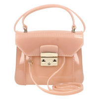 移动端:FURLA 芙拉 Candy 糖果系列 Bon Bon Mini Cross Body 迷你果冻包