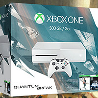 xbox one Quantum Break Bundle (500GB)