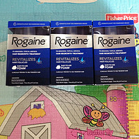 Rogaine 落健 Hair Regrowth Treatment 男用生发泡沫(60g*3支)