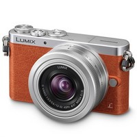 Panasonic 松下 Lumix DMC-GM1 微单套机 橙色