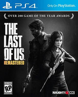《The Last of Us Remastered》 美国末日 高清重制 PS4下载版