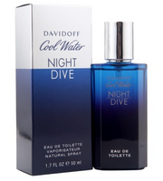 Davidoff 大卫杜夫 Cool Water Night Dive 男士香水 50ml
