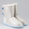 反季囤货:UGG australia Bailey Bow Bling I Do 婚礼系列 女款真皮雪地靴