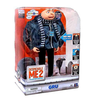 THINKWAY TOYS Despicable Me 2 交互式Gru玩偶