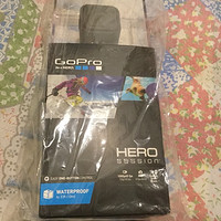 全新未拆封GoPro HERO4 session 运动相机
