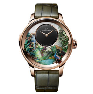 JAQUET DROZ 雅克德罗 TROPICAL BIRD REPEATER J033033200 男士机械腕表